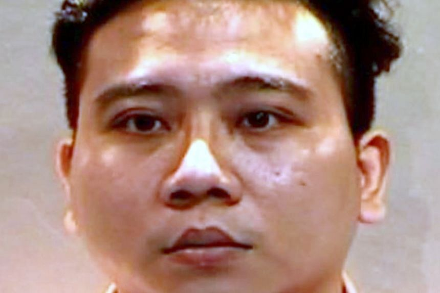 Stephen Choo Jianwei, 32, was jailed for three years and three months yesterday.