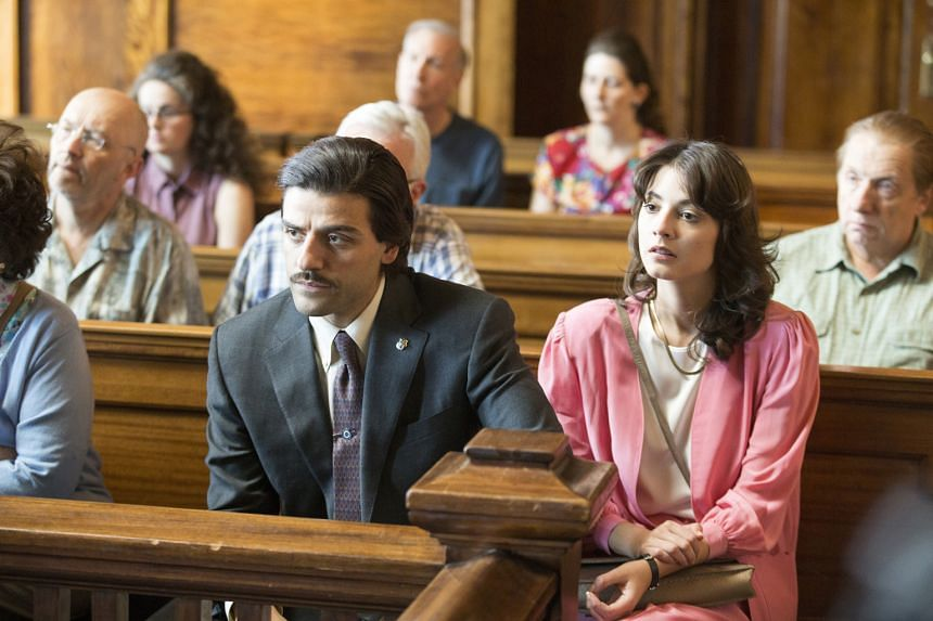 In the new miniseries Show Me A Hero, starring Oscar Isaac and Carla Quevedo (both right), creator David Simon (above) takes on a racially charged public housing debate in New York in the 1980s.