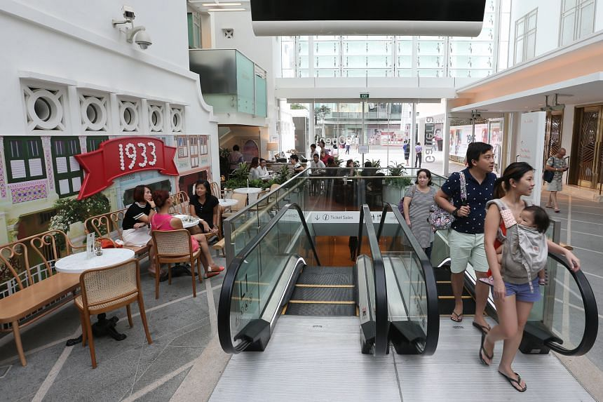 Capitol Piazza tenants are seeing higher footfall with more shops opening in the mall.