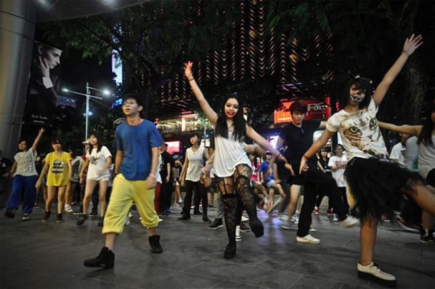 K-pop dance classes will be available to the public between Oct 8 and 24.