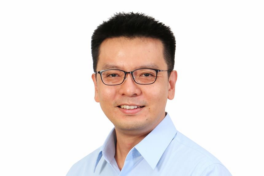 Dr Daniel Goh is married to a housewife and has a three-year-old son. He was introduced on Wednesday as a Workers' Party candidate.