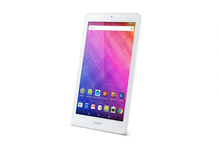 1: Acer Iconia One 8 (B1-830)