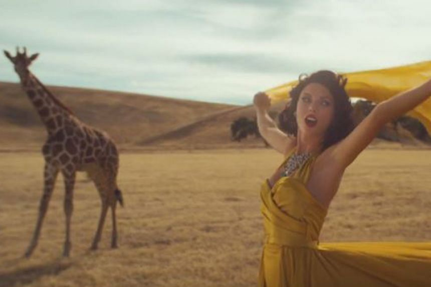 Taylor Swift's music video Wildest Dreams, set in Africa, has been criticised as portraying a white colonial fantasy of the continent.