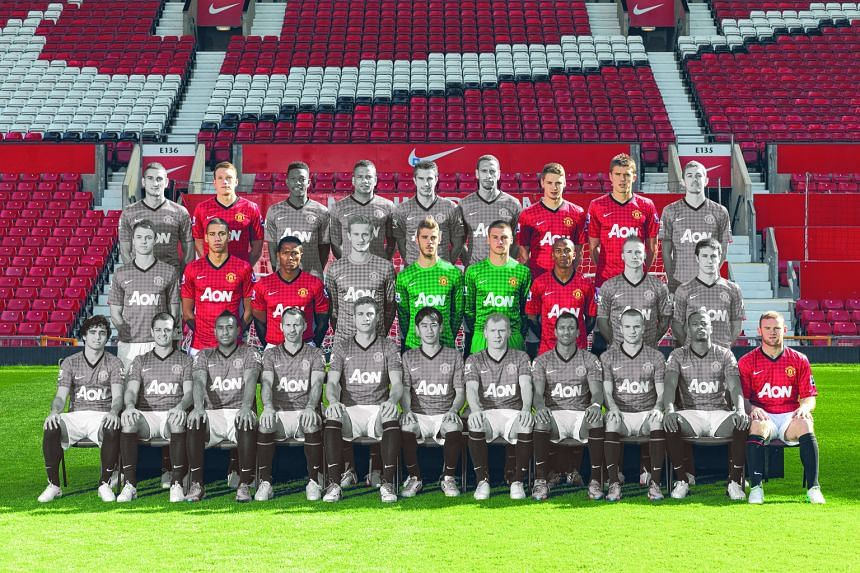 Of the 29-man Manchester United squad from two years ago, only nine players remain at Old Trafford as manager Louis van Gaal bids to configure his own team.