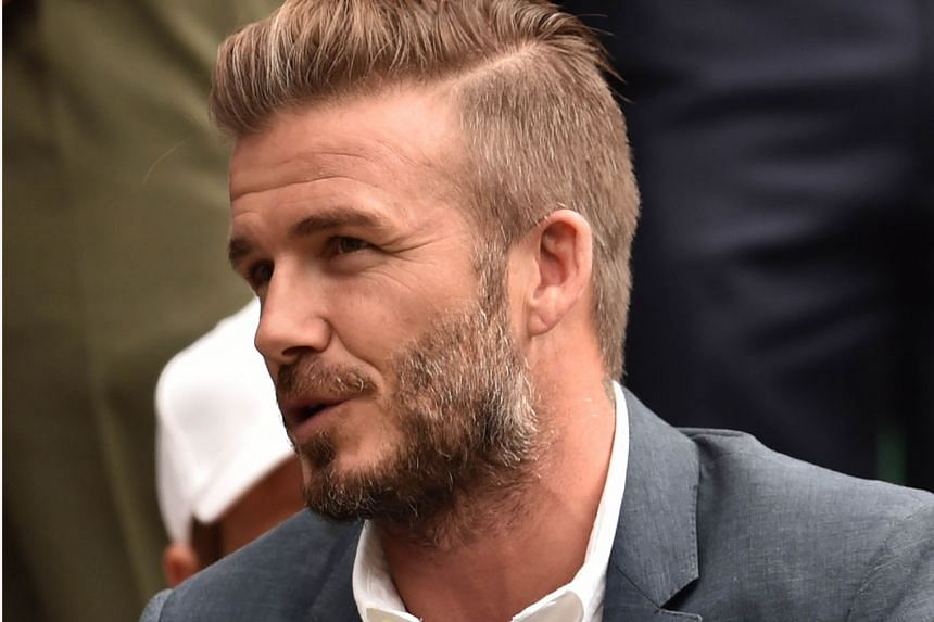 Beckham says his cameo role as a ''grumpy knight'' in Guy Ritchie's film Knights Of The Roundtable: King Arthur was nerve-racking.