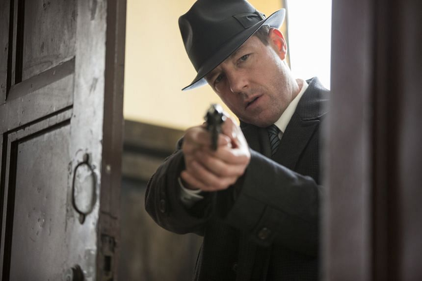 Edward Burns stars as Officer Terry Muldoon in Public Morals, which is set in New York in the 1960s and focuses on the lives of police officers in the vice division.