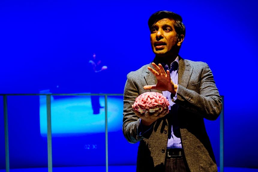 Prem John plays a doctor who straddles the fine line between helping patients and peddling the illusion of a cure.