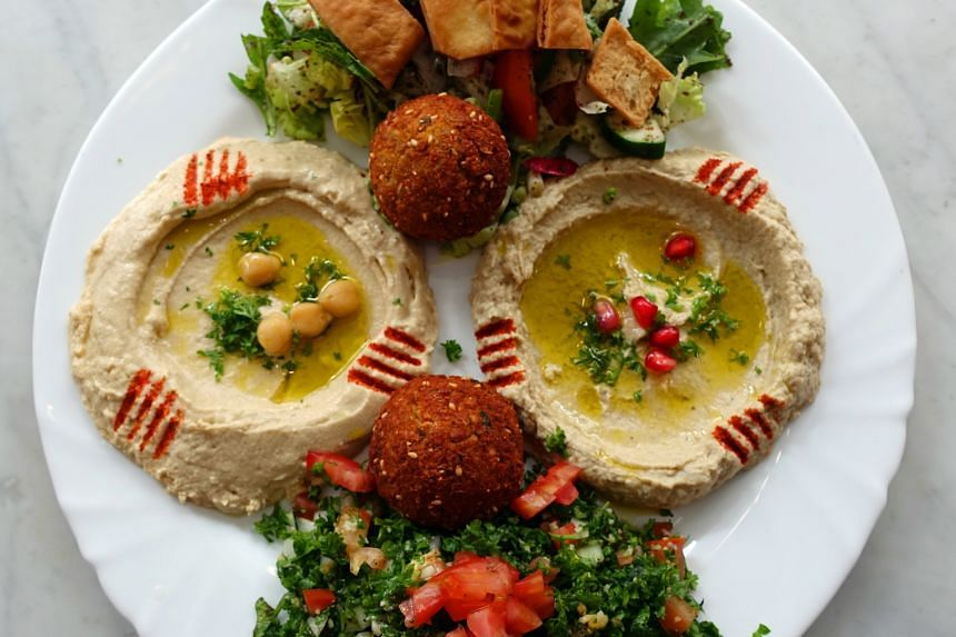 Le Bistrot de l'Olive is well worth seeking out for its delicious Lebanese food.
