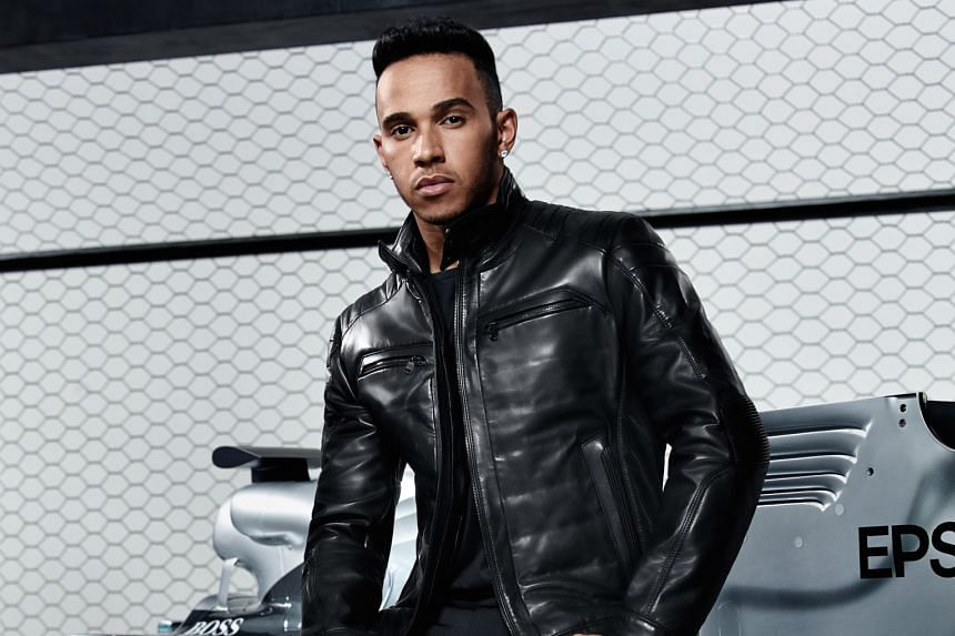 Besides burning up the asphalt, Lewis Hamilton is exploring other career options, possibly in acting or music.