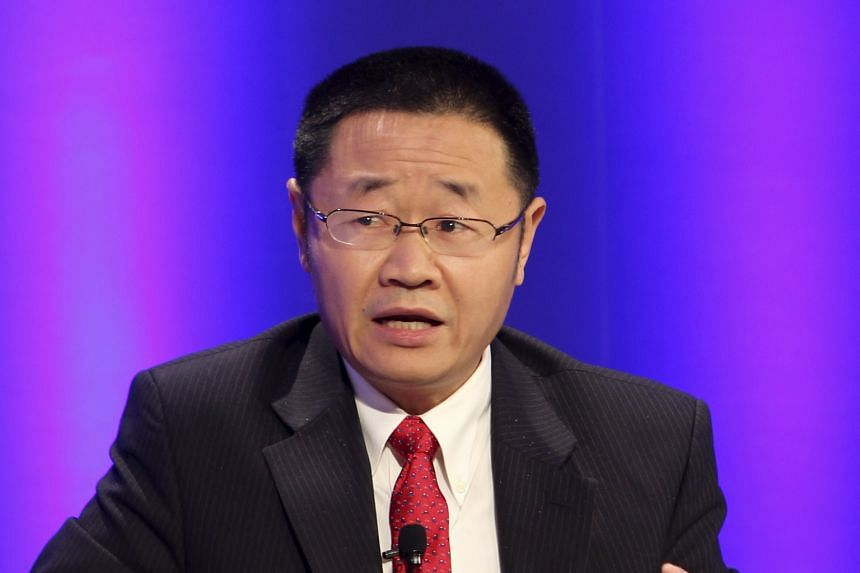 Mr Zhang Yujun supervised firms that do margin trading, which has been blamed for heightening volatility.