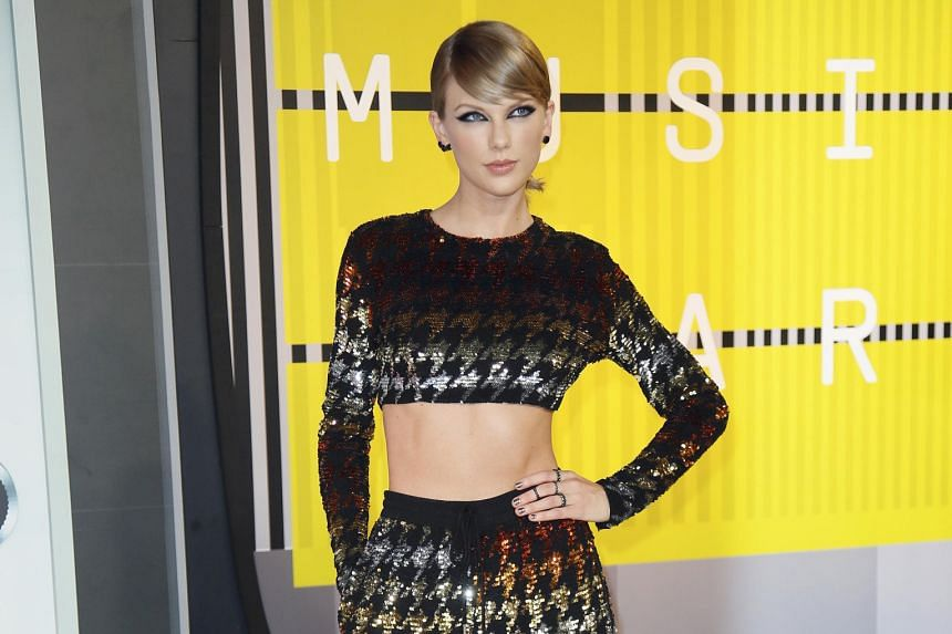 Taylor Swift (above) is an object of study and inspiration in alt-country singer Ryan Adams' (above left) new album.