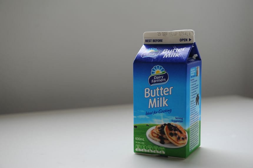 Buttermilk.