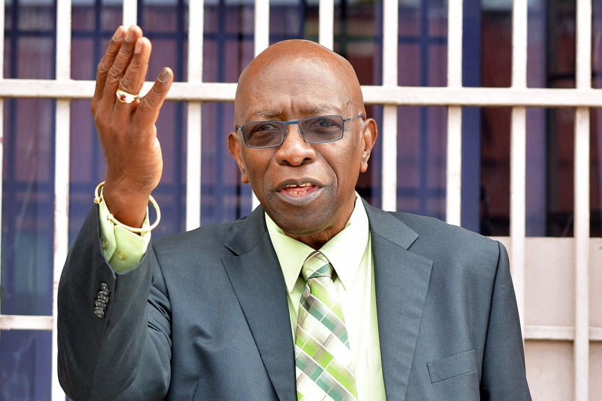 Jack Warner was the former president of Concacaf and had also sat on the all-powerful Fifa executive committee for 28 years.