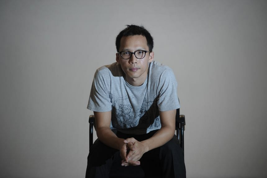 Alan Oei was previously an Associate Artist with The Substation.