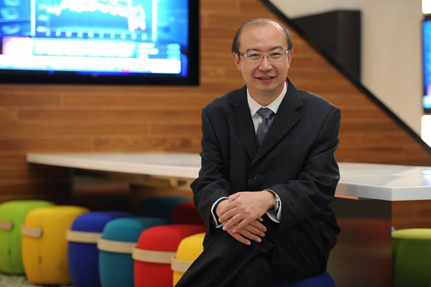 Q&M Dental Group chief operating officer Raymond Ang says the company has a stable income-generating platform and is growing in new markets such as China.