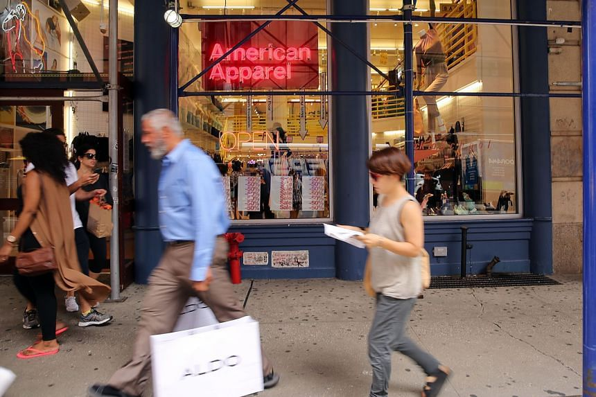 American Apparel's deal with its secured lenders would enable the retailer to keep its 130 stores in the United States open.
