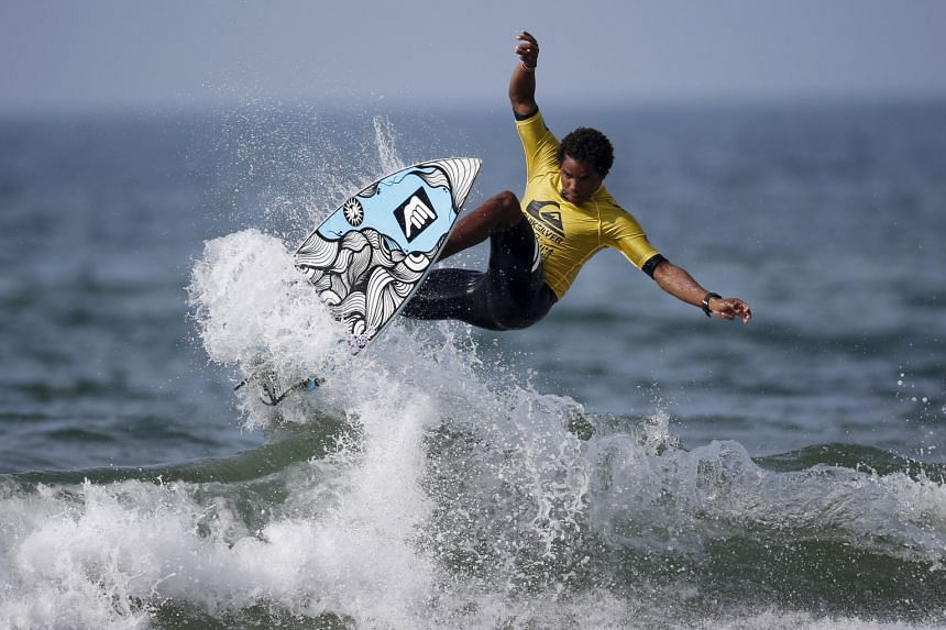 With 60 per cent of the 35 million surfers worldwide under 20 years of age, including the sport in the Tokyo Games will go down well.