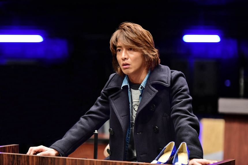 Japanese idol Takuya Kimura continues to charm fans as maverick prosecutor Kohei Kuryu.