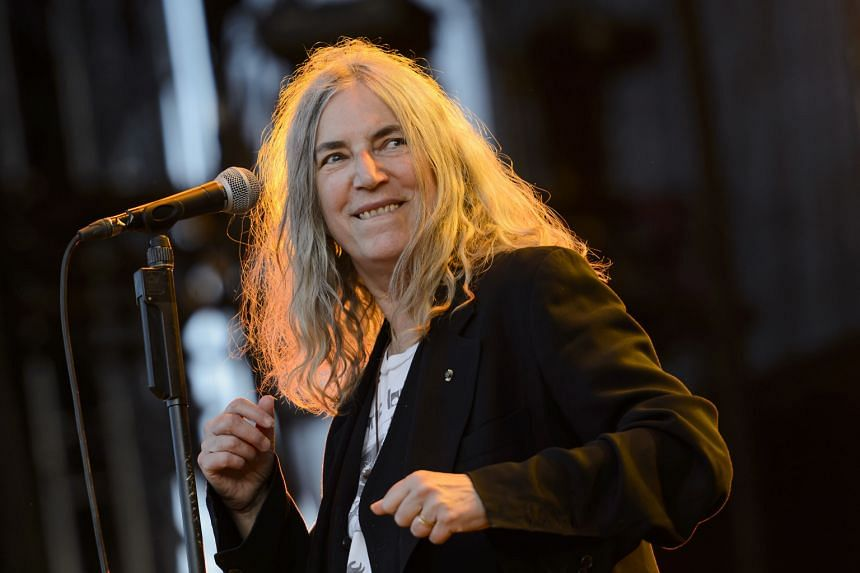 Patti Smith will soon be doing a concert tour following the release of M Train.