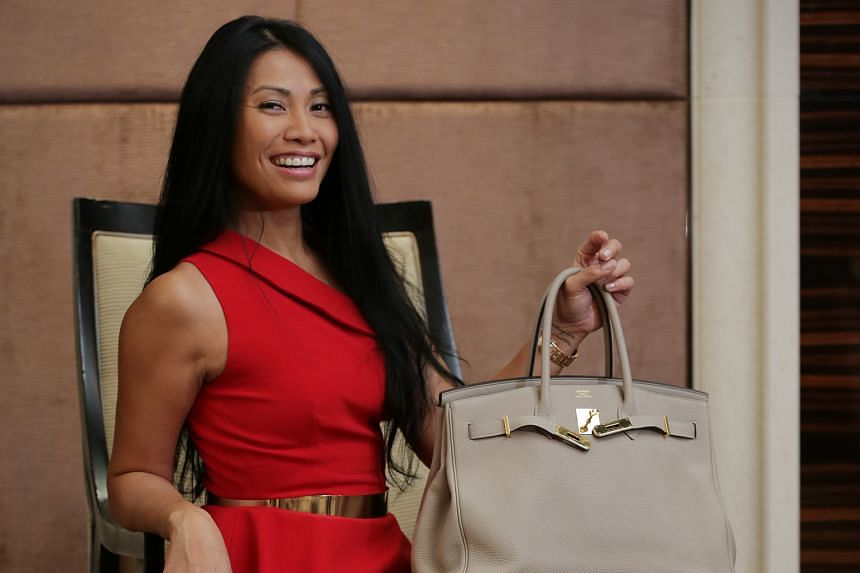 Indonesian singer Anggun has five albums - in English and French - to her name.