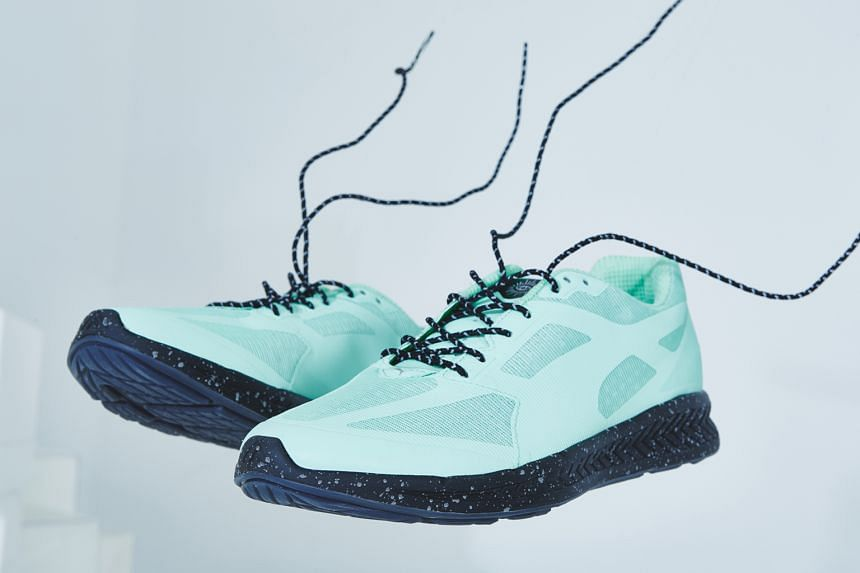Unisex mint sneakers, $199, from Puma X ICNY.