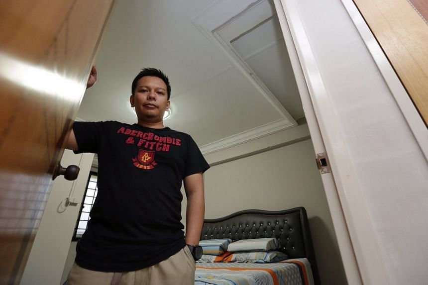 Mr Jai Amir hired D'Concept Design in June and paid $43,774 upfront for renovation works on his flat. The project was to have been completed in August, but little work has been done so far.
