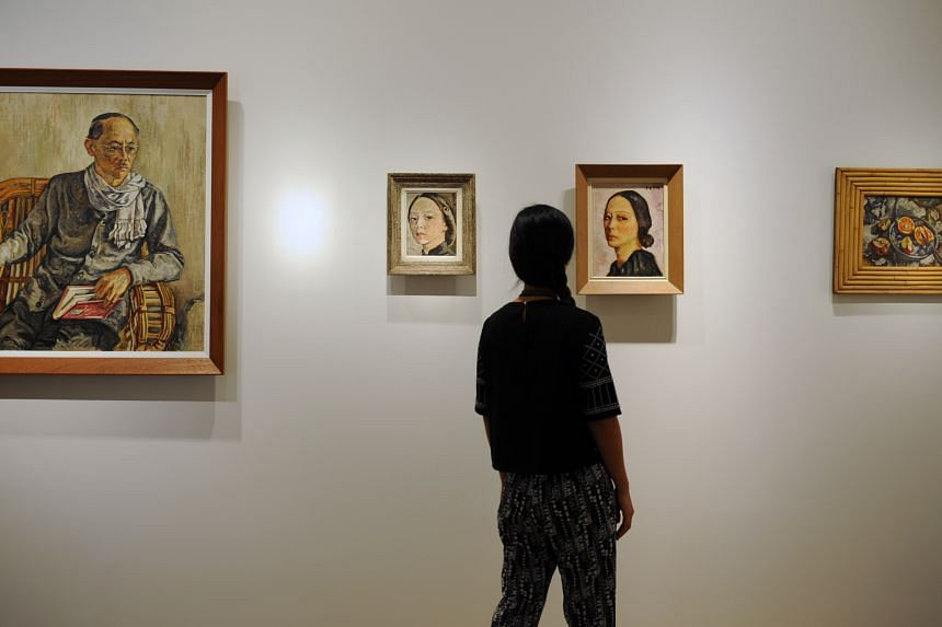 The DBS Singapore Gallery will display 400 artworks in a long-term exhibition titled Siapa Nama Kamu? (What Is Your Name?). The show offers a rare glimpse into the many influences that have helped to shape art here.