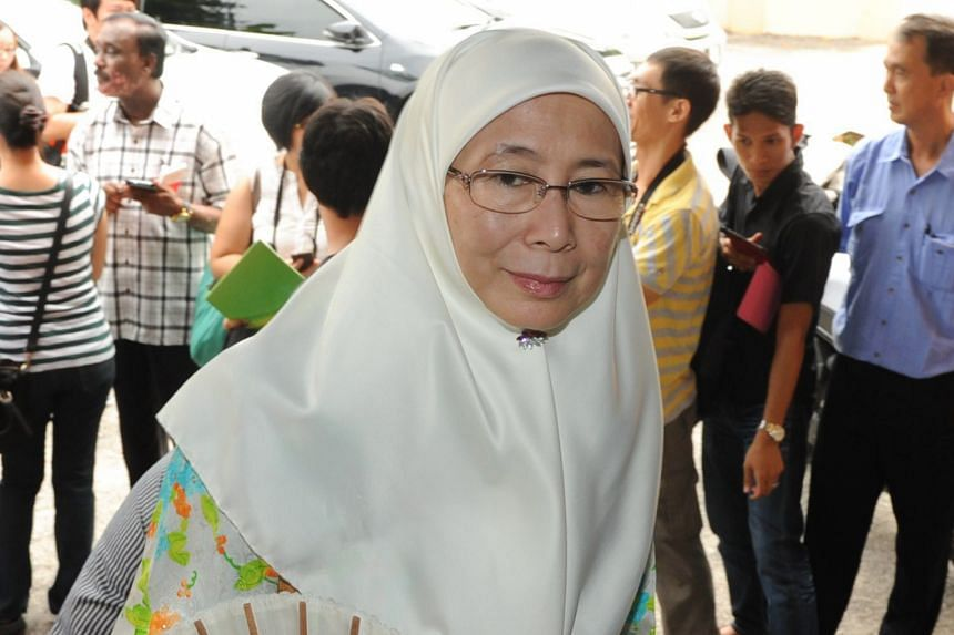 Dr Wan Azizah Wan Ismail said that as Opposition Leader, she will send a new motion which will represent the Pakatan Harapan pact.