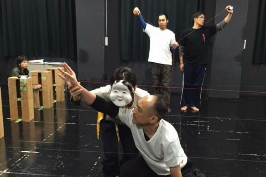 Seed will be performed by an all-Japanese cast.