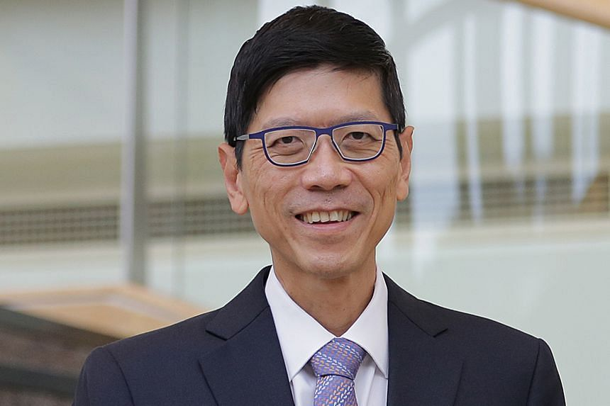 NUS president Tan Chorh Chuan yesterday revealed the first thrust of the university's plans for the future.
