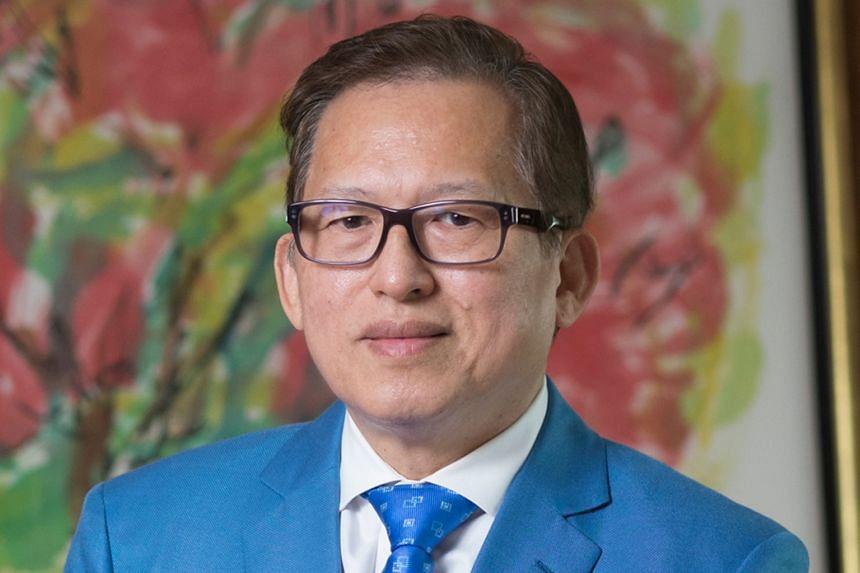 Mr Kwek Leng Beng, executive chairman of Hong Leong Group, says the new wing will display treasures from China.