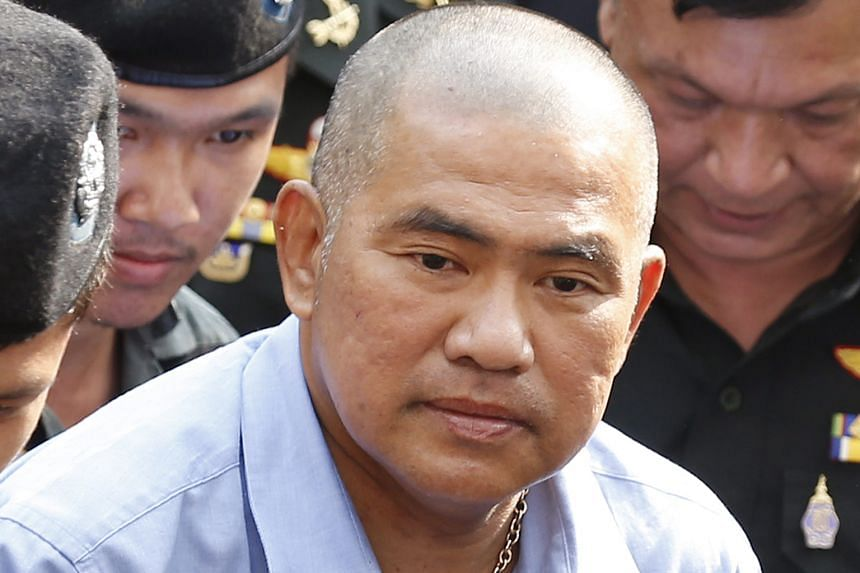 Fortune teller Suriyan Sujaritpolwong, a key organiser of a mass cycling event in August led by the heir to the throne, was among those who were arrested.