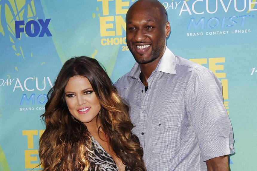 Khloe Kardashian and her husband Lamar Odom in better times. Harlem Yu is reportedly dating newscaster Jinny Chang.