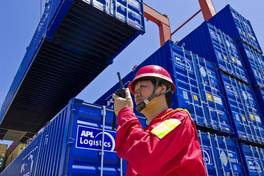 NOL's third-quarter financials do not include contributions from its former unit, APL Logistics (above), which was sold to Japan's Kintetsu World Express for US$1.24 billion. The deal was completed on May 29.