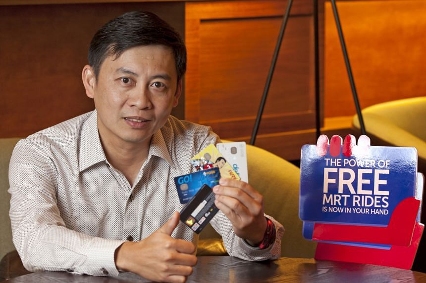 Nets CEO Jeffrey Goh hopes to help Singapore move towards a cashless society. Nets' three-month rebate campaign for public transport fares, to raise awareness of its FlashPay-enabled cards, will last until Jan 31 next year.