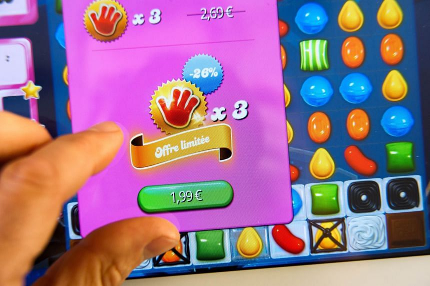Candy Crush Saga was developed by King Digital Entertainment, whose shares will be acquired by Activision Blizzard for US$18 each, a premium of 16 per cent to King's closing price on Monday.