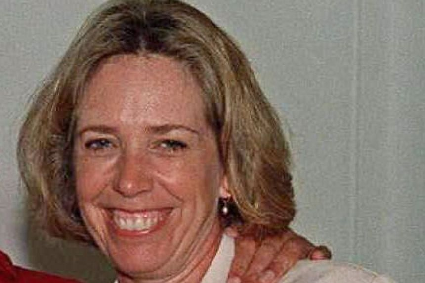 Melissa Mathison (above in 1996), who was married to actor Harrison Ford, wrote the screenplay for movies including E.T. The Extra-Terrestrial.