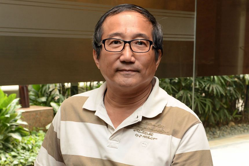 Mr Ho Gin Bu was one of 25 peripheral T-cell lymphoma patients who took part in the two-drug trial. He has been in remission for five years.