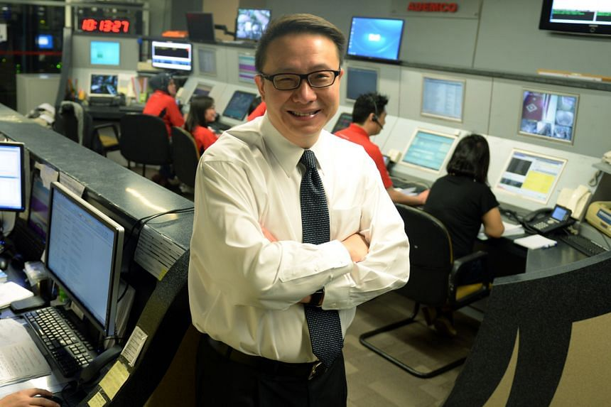 Ademco Security managing director Toby Koh said two banks approached his company offering loans, but the amount offered was too little.