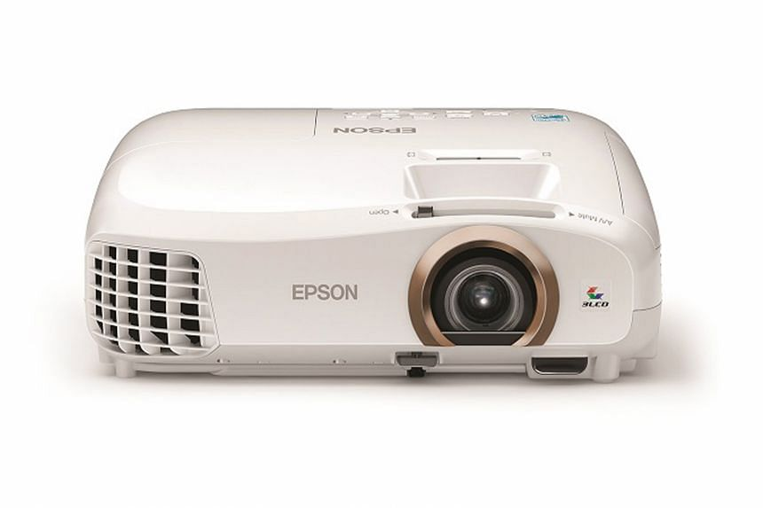 Epson EH-TW5350 Home Theatre Projector