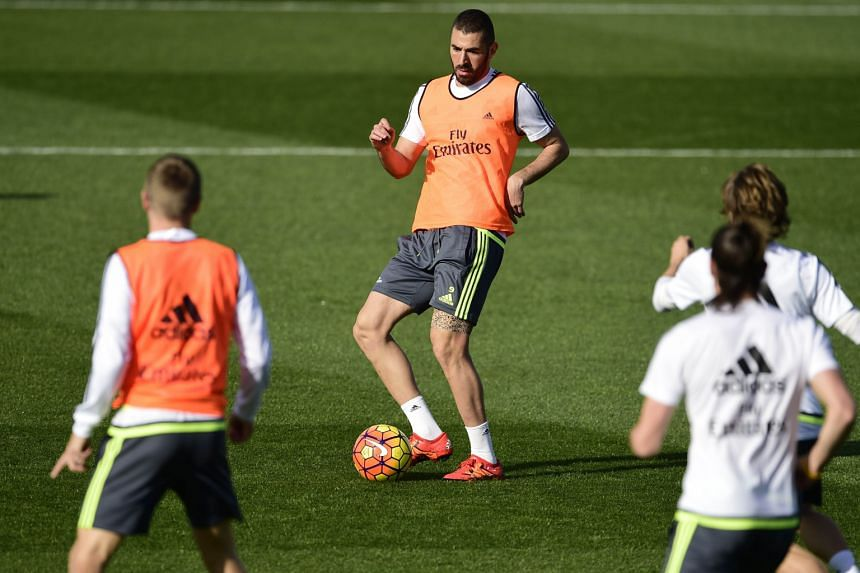 Karim Benzema, who has not played for Real Madrid since early last month, is back in training. But there are questions over the Frenchman's state of mind following the terrorist attacks in Paris, as well as his being charged in the blackmailing case