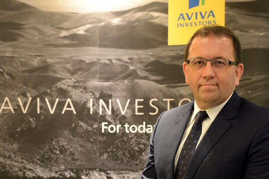Mr Tim Jagger, senior vice-president for fixed income for Asia at Aviva Investors, does not expect the first few US rate hikes to adversely impact high-yield bonds as they will not entail a significant increase in funding costs for business.