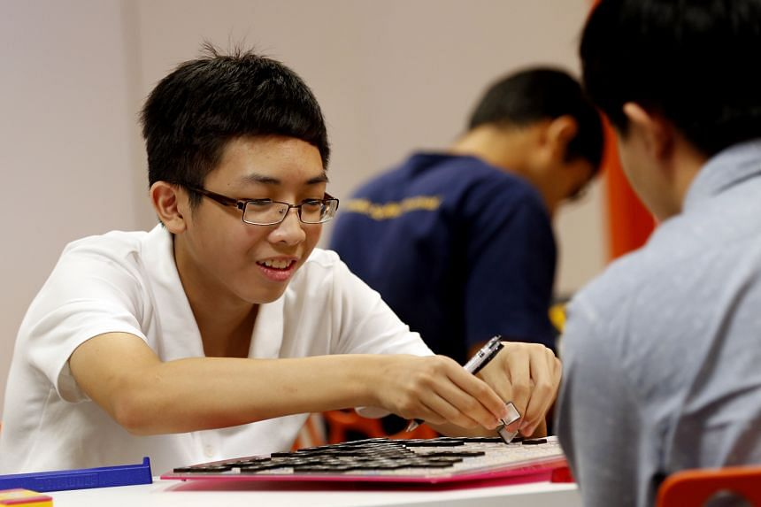 Nicholas Hong of Maris Stella High School beat 107 competitors from 14 countries to win last month's championships held at the University of Western Australia, Perth. Pakistan took second place and England came in third.