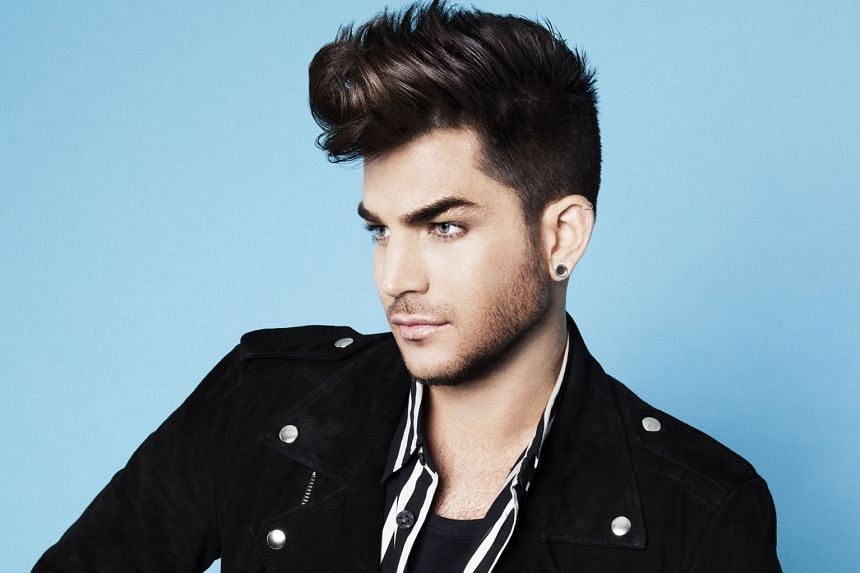 American Idol runner-up Adam Lambert is excited about performing in Singapore on New Year's Eve.