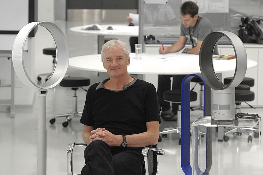 It took Mr James Dyson 5,127 prototypes and 17 years of development before he launched the world's first bagless vacuum cleaner in Japan. The founder of technology firm Dyson is also behind the fan with no blades.