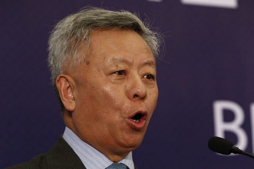 Mr Jin Liqun will be president of China's new global development bank.