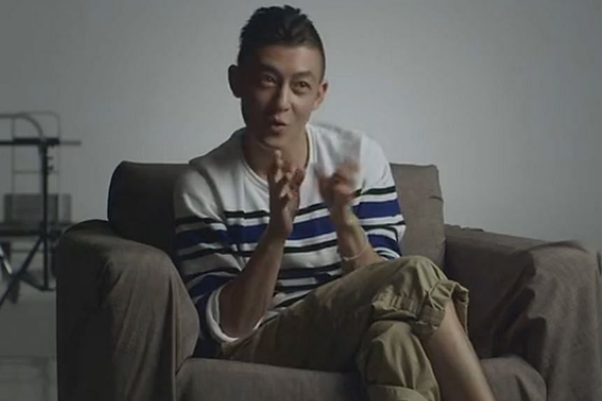 Actor Edison Chen (above, in a screengrab from Vice.Cn) hits out at people who criticised him following the 2008 scandal.