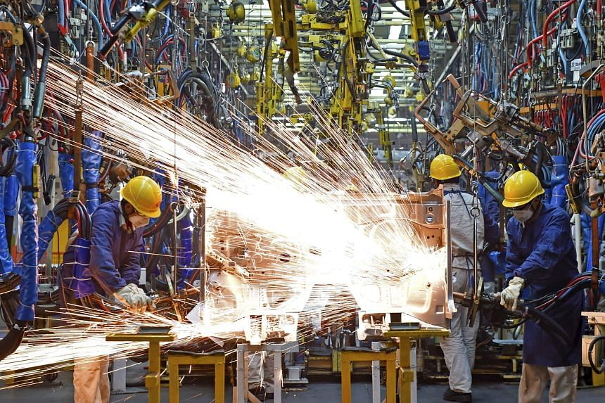 There was little in yesterday's Asia survey numbers to cheer about. China's official Purchasing Managers' Index fell to 49.6 last month, the National Bureau of Statistics said - the lowest level since August 2012. The non-manufacturing PMI rose to 53