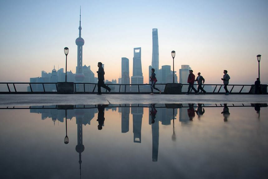 China's financial hub Shanghai. The inclusion of the Chinese yuan in the International Monetary Fund's reserve currency basket is a symbolic victory for Beijing. Analysts say much remains to be done by China.