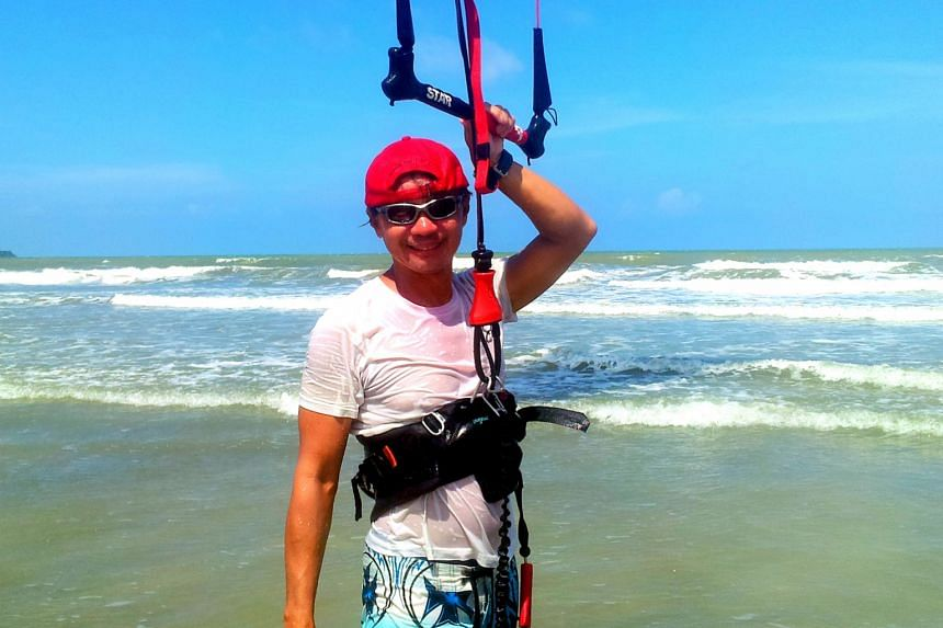 Kitesurfing instructor Foong Swee Fong says he began writing to the Forum Page as a teenager. His pet topics are social issues, government policies and politics.